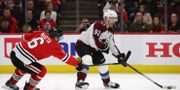 Gabriel Landeskog i 92.  JONATHAN DANIEL / GETTY IMAGES NORTH AMERICA