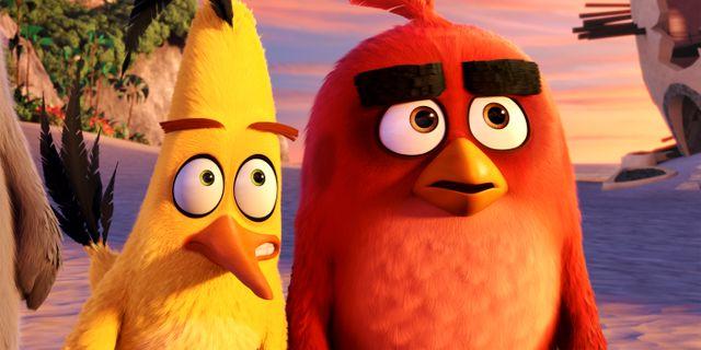 """""""Angry birds"""". Rovio Animation / TT NYHETSBYRÅN"""