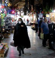 Shahr-e-Ray, söder om Irans huvudstad Teheran.  Ebrahim Noroozi / TT NYHETSBYRÅN