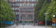 Rättscentrum Göteborg Google Maps/Skärmdump