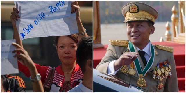 Thailands kronprins skiljer sig