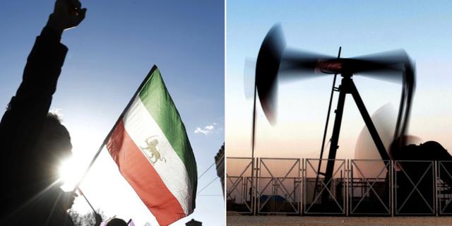 Iran uppges ha hittat köpare av oljan trots sanktioner  TT
