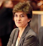 Sylvie Goulard. Olivier Matthys / TT NYHETSBYRÅN