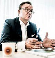 Stora Ensos tidigare vd Karl-Henrik Sundström Lars Pehrson/SvD/TT / TT NYHETSBYRÅN