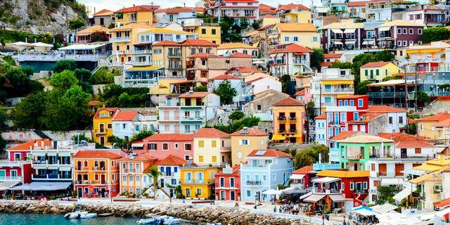 Parga är en av Greklands mysigaste semesterorter. Getty