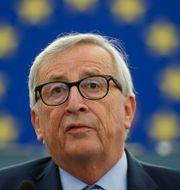 Jean-Claude Juncker. Arkivbild. VINCENT KESSLER / TT NYHETSBYRÅN