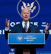 Joe Biden. Carolyn Kaster / TT NYHETSBYRÅN