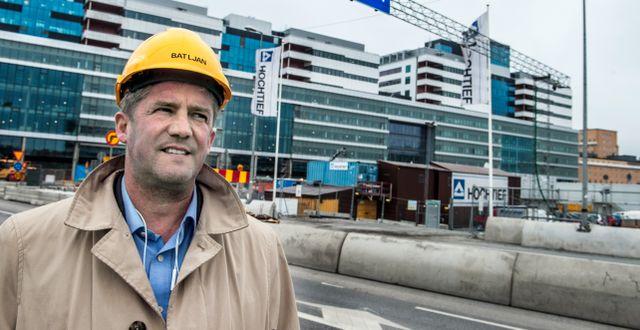 SBB:s vd Iilja Batljan.  Lars Pehrson / SvD / TT / TT NYHETSBYRÅN