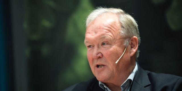 Göran Persson.  Pontus Lundahl/TT / TT NYHETSBYRÅN