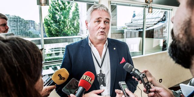 Anders W Jonsson.  Tomas Oneborg/SvD/TT / TT NYHETSBYRÅN
