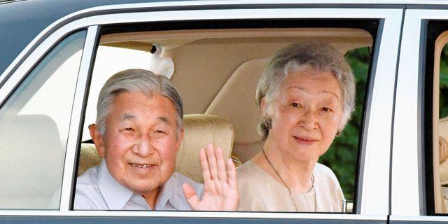 Japans kejsare kan tillatas abdikera
