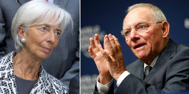 Lagarde betalar ingen skatt