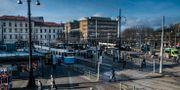 Gatuvy i Göteborg.  Magnus Hjalmarson Neideman/SvD/TT / TT NYHETSBYRÅN