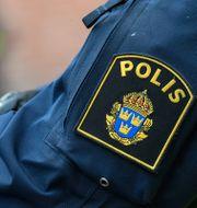 Polisen i Nyköping varnar för ett ny typ av narkotika. Johan Nilsson/TT / TT NYHETSBYRÅN