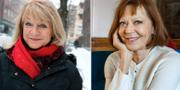 Alexandra Charles von Hofsten och Lill Lindfors TT