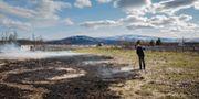 Puoltsa, 2,5 mil sydväst om Kiruna, som hör till Girjas sameby. Emma-Sofia Olsson/TT / TT NYHETSBYRÅN
