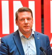 Tobias Baudin.  TT