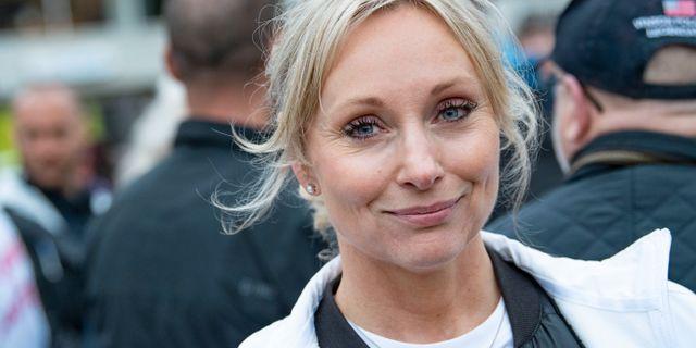 Jessica Stegrud (SD). Johan Nilsson/TT / TT NYHETSBYRÅN
