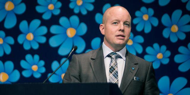 Björn Söder.  Per Groth / TT / TT NYHETSBYRÅN