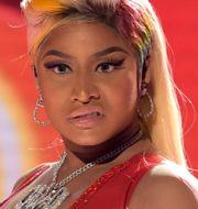 Nicki Minaj Richard Shotwell / TT / NTB Scanpix
