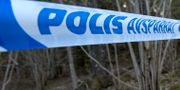 Arkivbild, polisavspärrning. JANERIK HENRIKSSON / TT / TT NYHETSBYRÅN