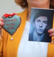 Rita Bonners bror John Laverty var en av dem som sköts ihjäl 1971. Peter Morrison / TT NYHETSBYRÅN