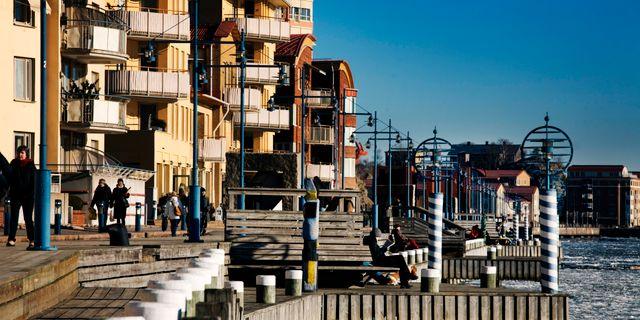 Eriksberg, Göteborg. ERIK ABEL / TT / TT NYHETSBYRÅN