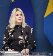 Lena Hallengren.  Christine Olsson/TT / TT NYHETSBYRÅN