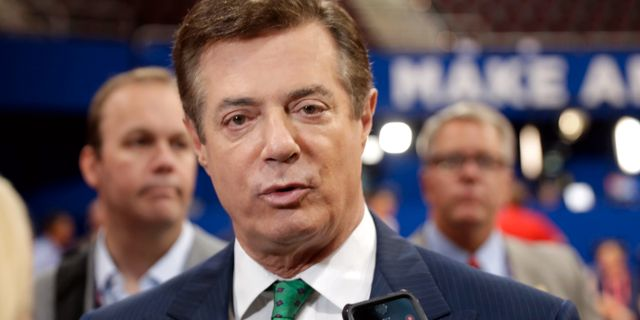 Paul Manafort. Matt Rourke / TT / NTB Scanpix