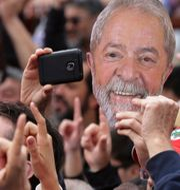Lula da Silva. Eraldo Peres / TT NYHETSBYRÅN/ NTB Scanpix