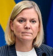 Andersson.  Ali Lorstani/TT / TT NYHETSBYRÅN