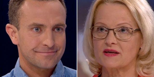 Tomas Tobe/Heléne Fritzon. SVT