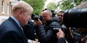 Boris Johnson.  Frank Augstein / TT NYHETSBYRÅN