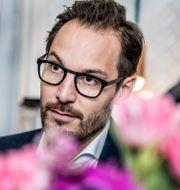 Kinneviks vd Georgi Ganev Lars Pehrson/SvD/TT / TT NYHETSBYRÅN