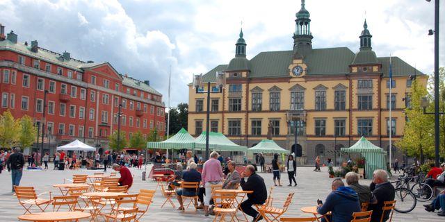 Eskilstuna stadshus Mostphotos