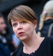 Katrin Stjernfeldt Jammeh, kommunstyrelsens ordförande i Malmö. Johan Nilsson/TT / TT NYHETSBYRÅN
