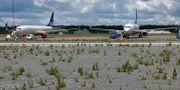 Arlanda flygplats. Arkivbild. Johan Nilsson/TT / TT NYHETSBYRÅN