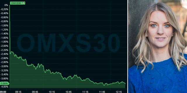 Maria Landeborn, analytiker på Danske Bank.