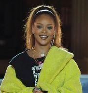 Rihanna Thibault Camus / TT NYHETSBYRÅN