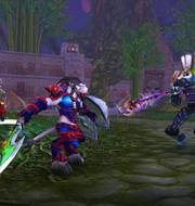 Arkivbild första maj/Pressbild från World of Warcraft TT/Blizzard