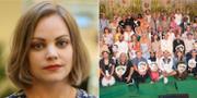 DN:s Lisa Magnusson är inte så förtjust i Sommar i P1. Twitter/ Fredrik Sandberg/TT