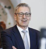 Ronnie Leten, Ericssons ordförande.  Christine Olsson/TT / TT NYHETSBYRÅN