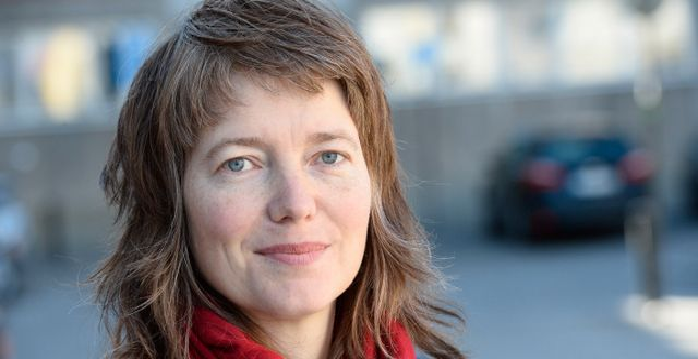 Malin Björk. LEIF R JANSSON / TT / TT NYHETSBYRÅN