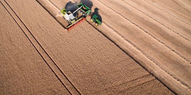 Afrikas jordbruk far ingen chans