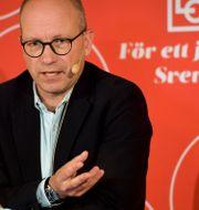 LO:s chefsekonom Ola Pettersson Henrik Montgomery/TT / TT NYHETSBYRÅN