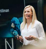 Netents vd Therese Hillman Annika Berglund