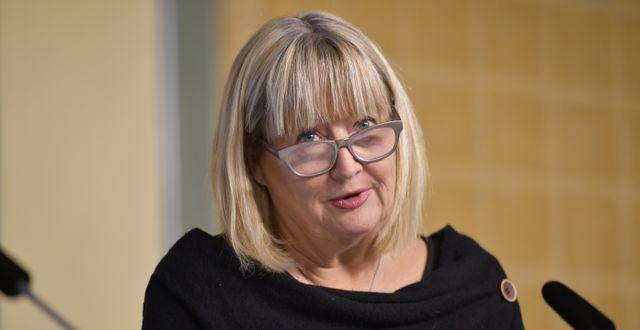 Mari Heidenborg.  Stina Stjernkvist/TT / TT NYHETSBYRÅN