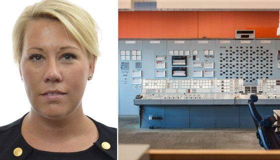 Camilla Brodin/Barsebäcks kärnkraftsverk.
