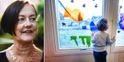 Nordeas privatekonom Ingela Gabrielsson.  TT