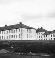 Arkivbild. Vipeholms sjukhus i Lund 1936. TT / TT NYHETSBYRÅN